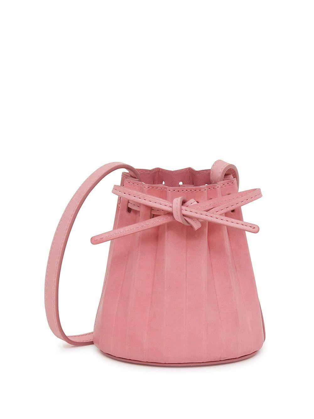 Baby Pleated Bucket Bag Item # WS21H005KD