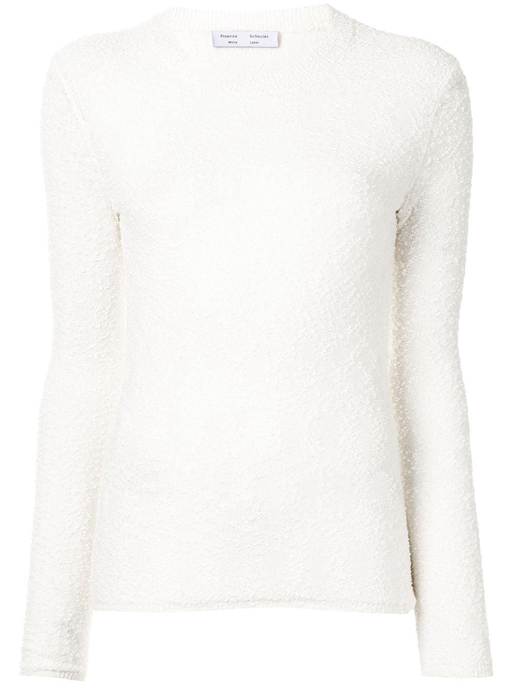 Bobble Boucle Sweater Item # WL2127572