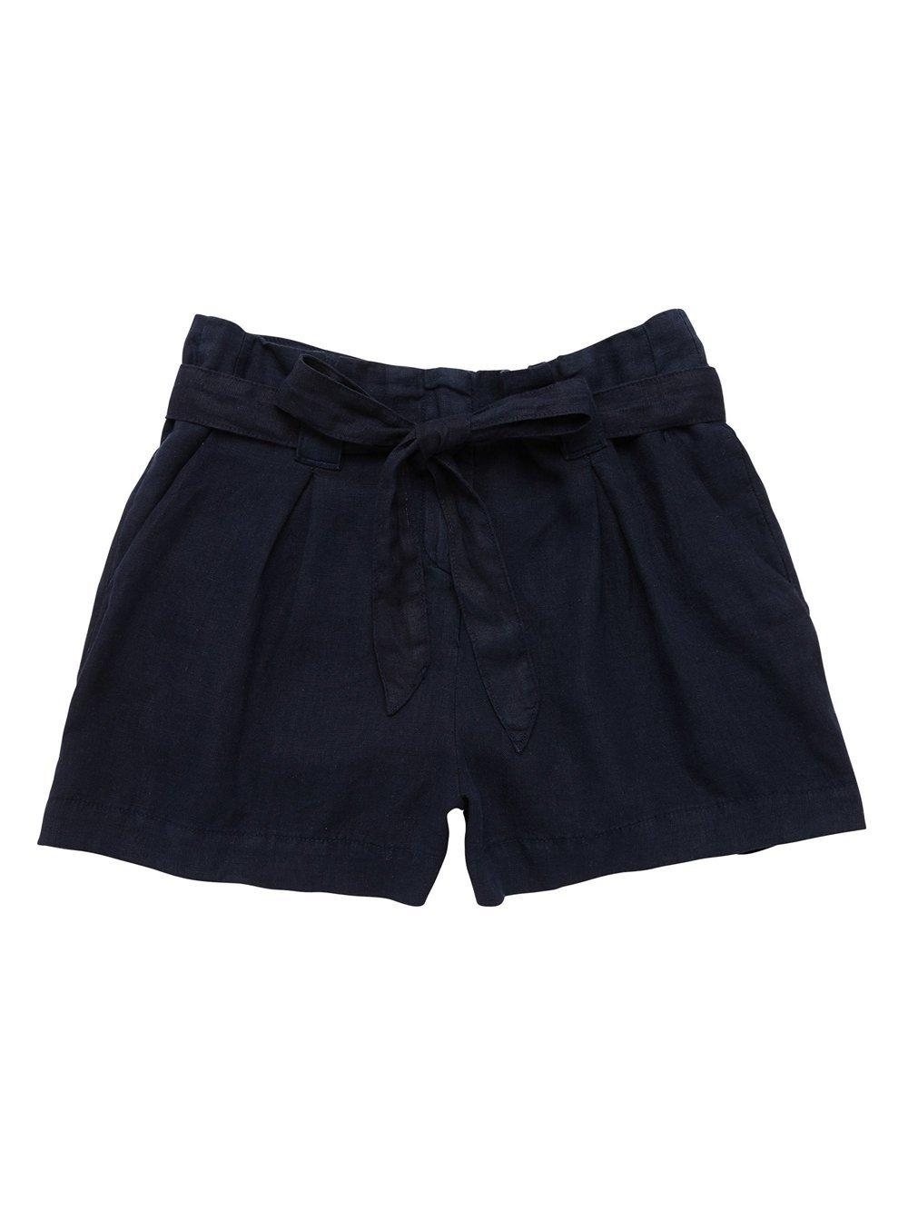 Hillary Paperbag Shorts Item # 2636FLI