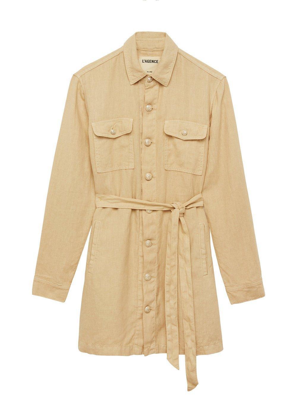 Samantha Safari Jacket