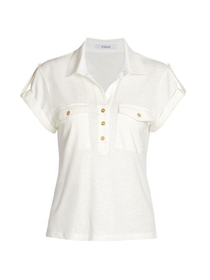 Bobbie Short Sleeve Polo Item # TS12725SLU