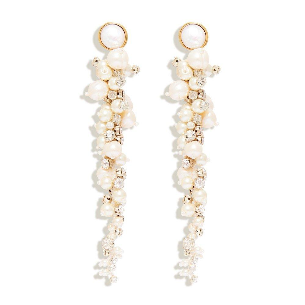Isadora Pearl Drop Earrings