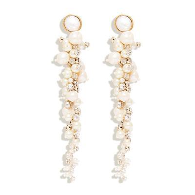 Isadora Pearl Drop Earrings