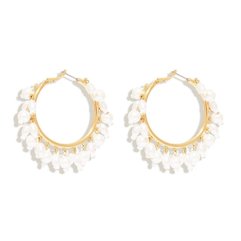 Celeste Hoop Earrings Item # E337-105