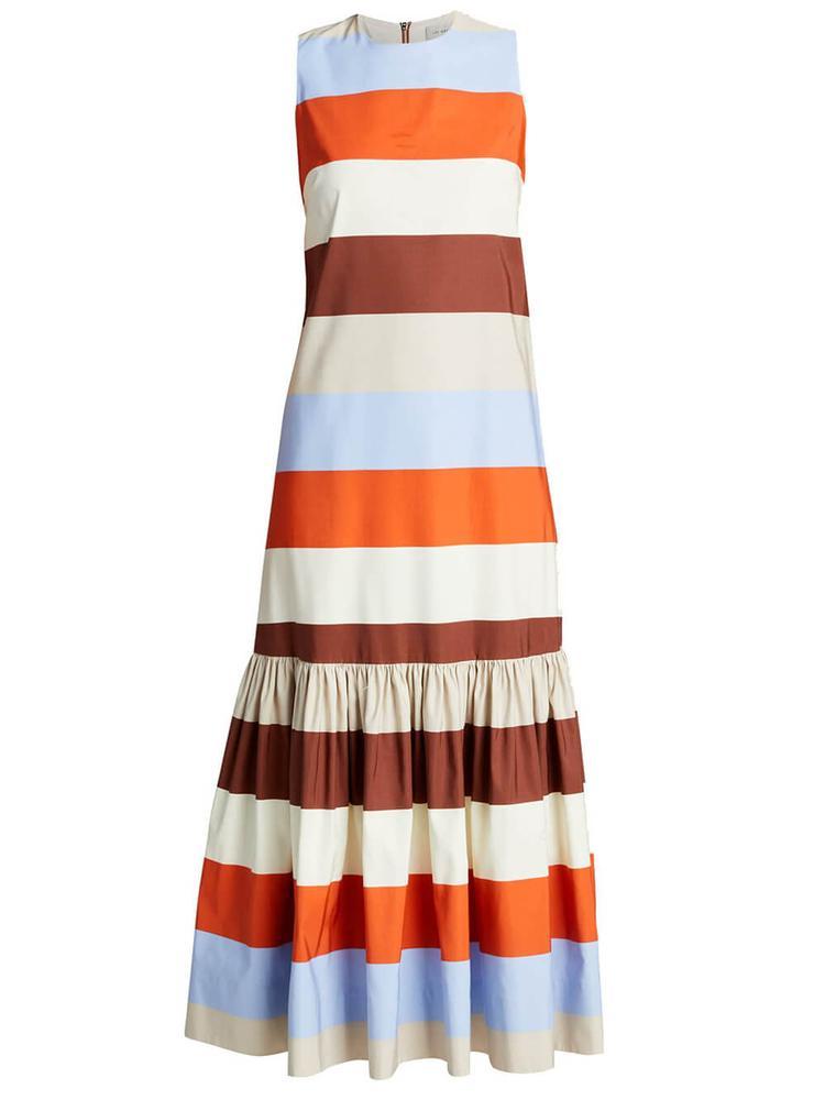 Lina Stripe Maxi Dress