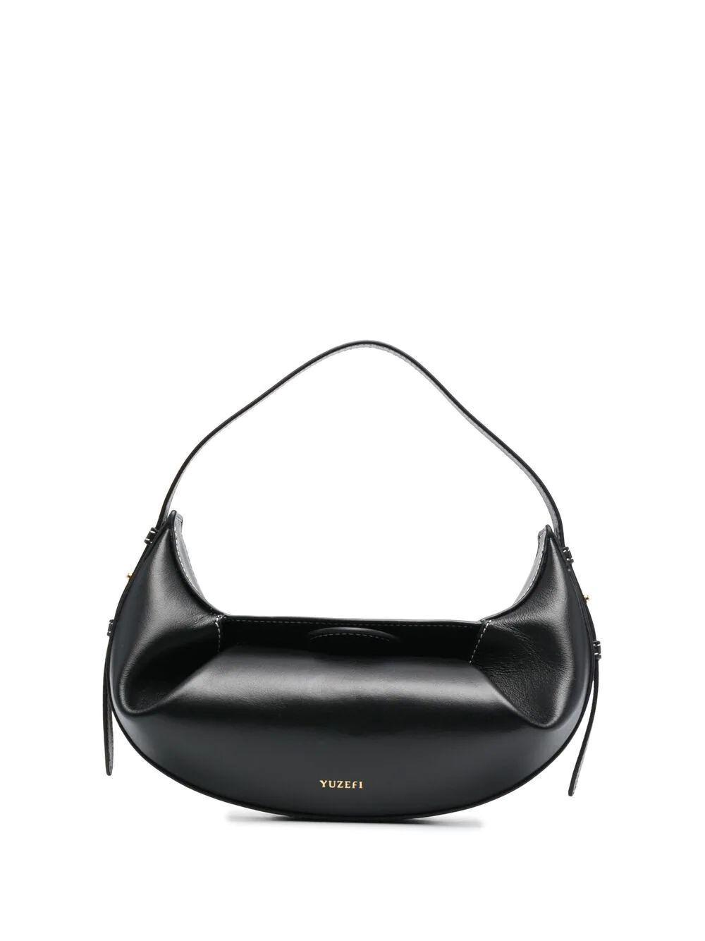 Mini Fortune Cookie Shoulder Bag Item # YUZCO-HB-FM-00