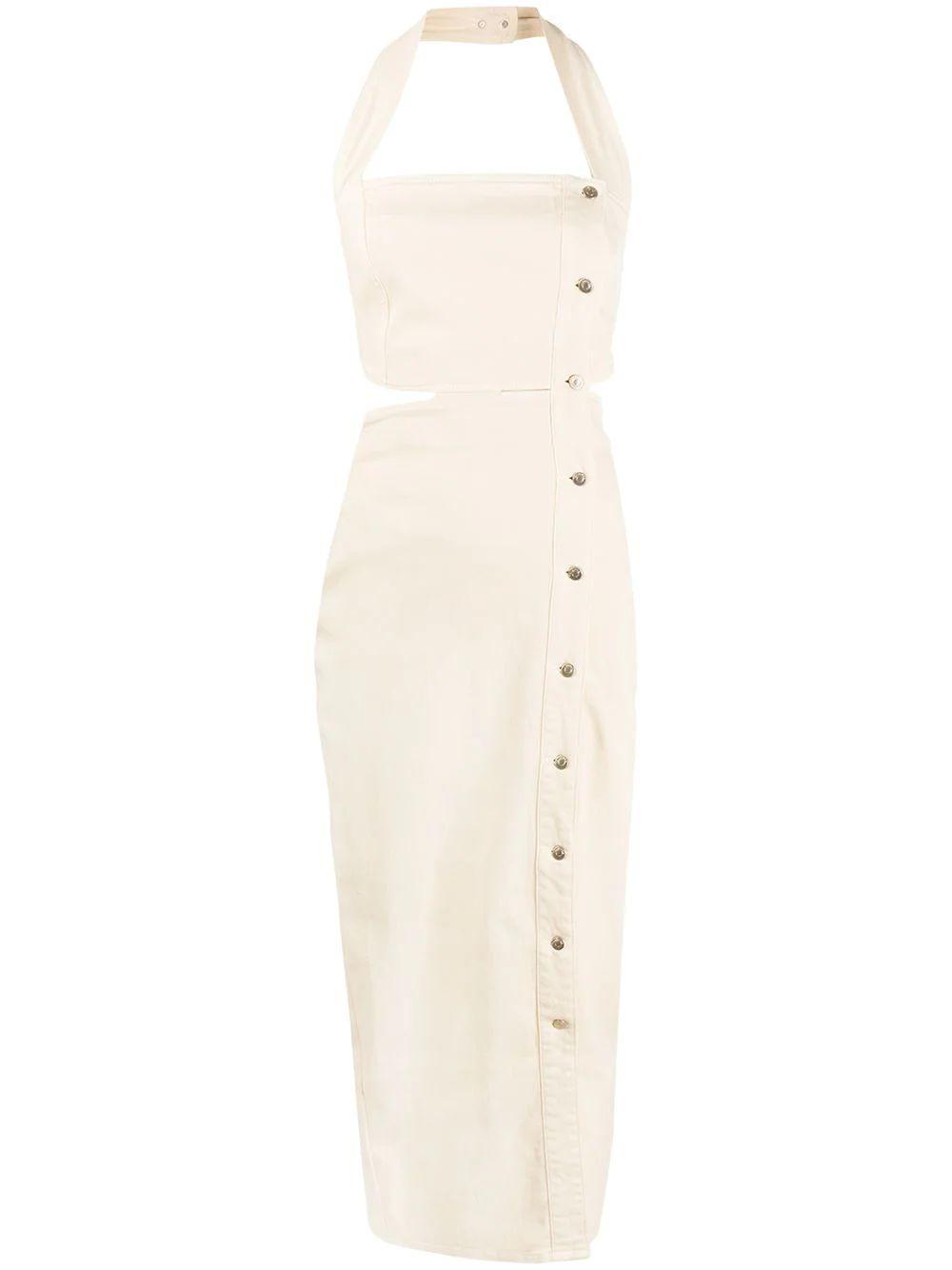 Aster Halter Dress Item # NW21SSDR02871