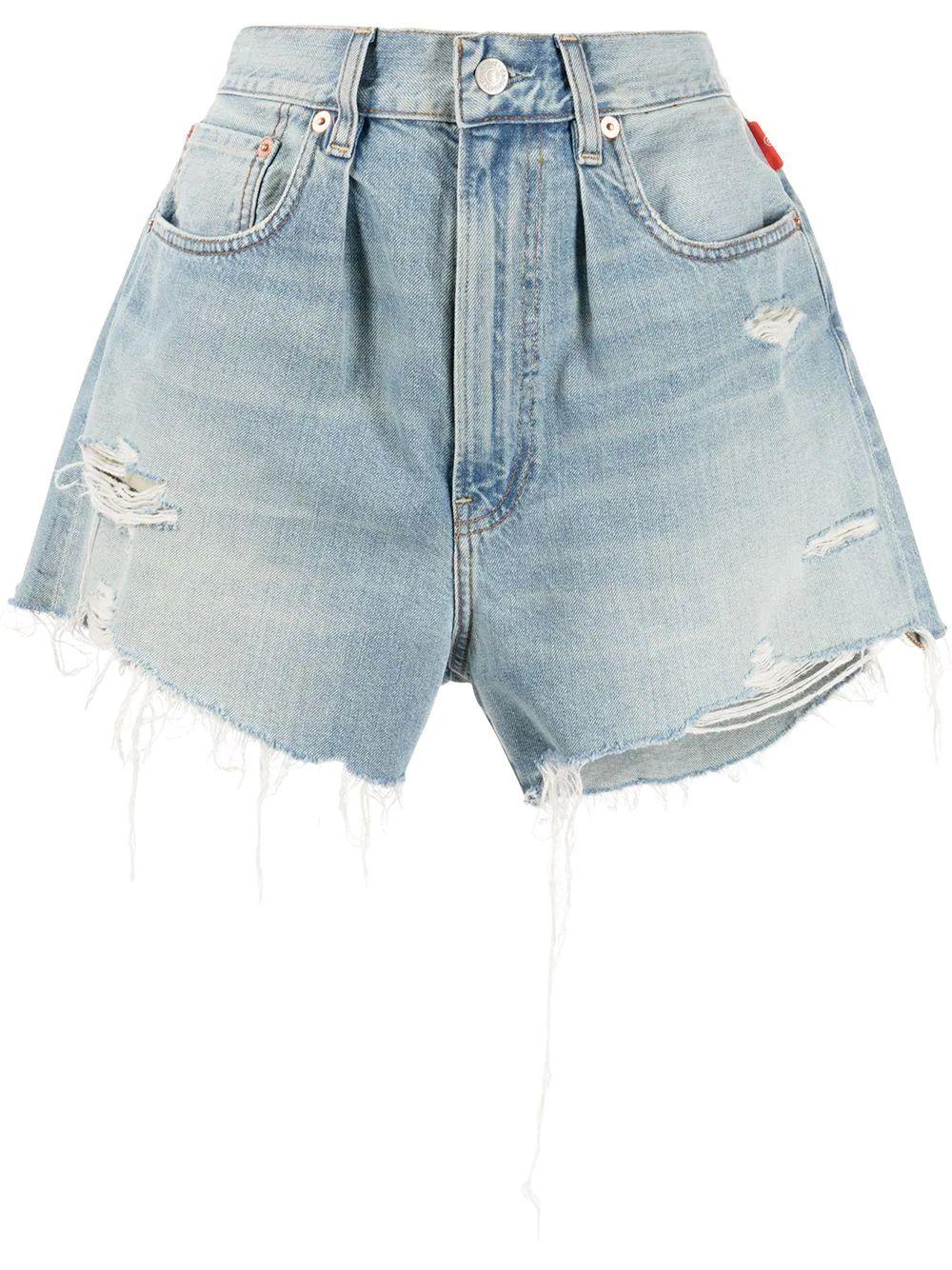Brooke Cutoff Shorts Item # DSW2105-207