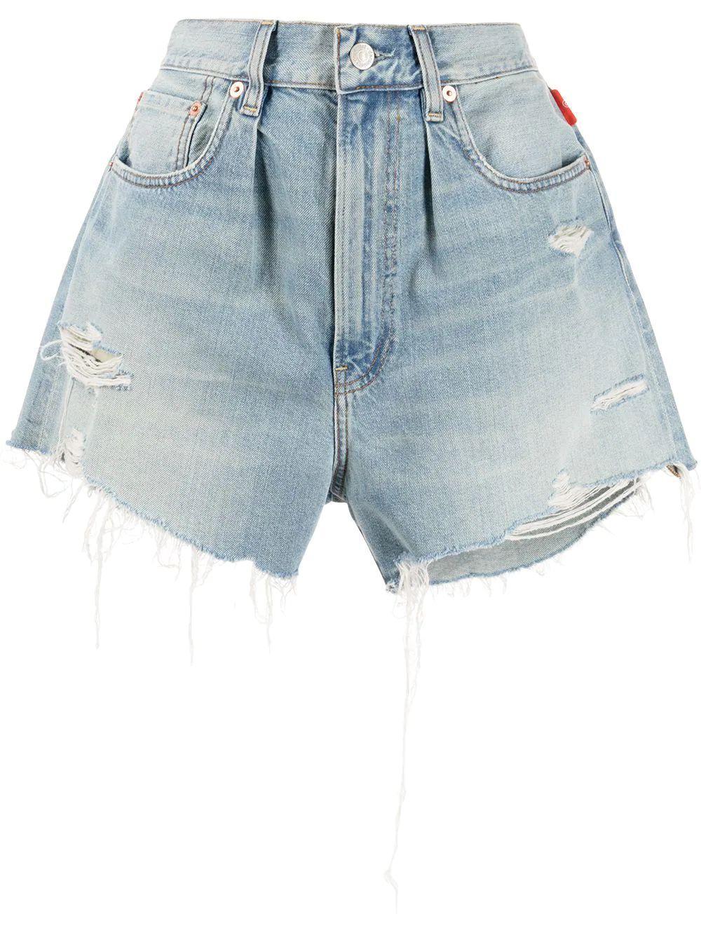 Brooke Cutoff Shorts