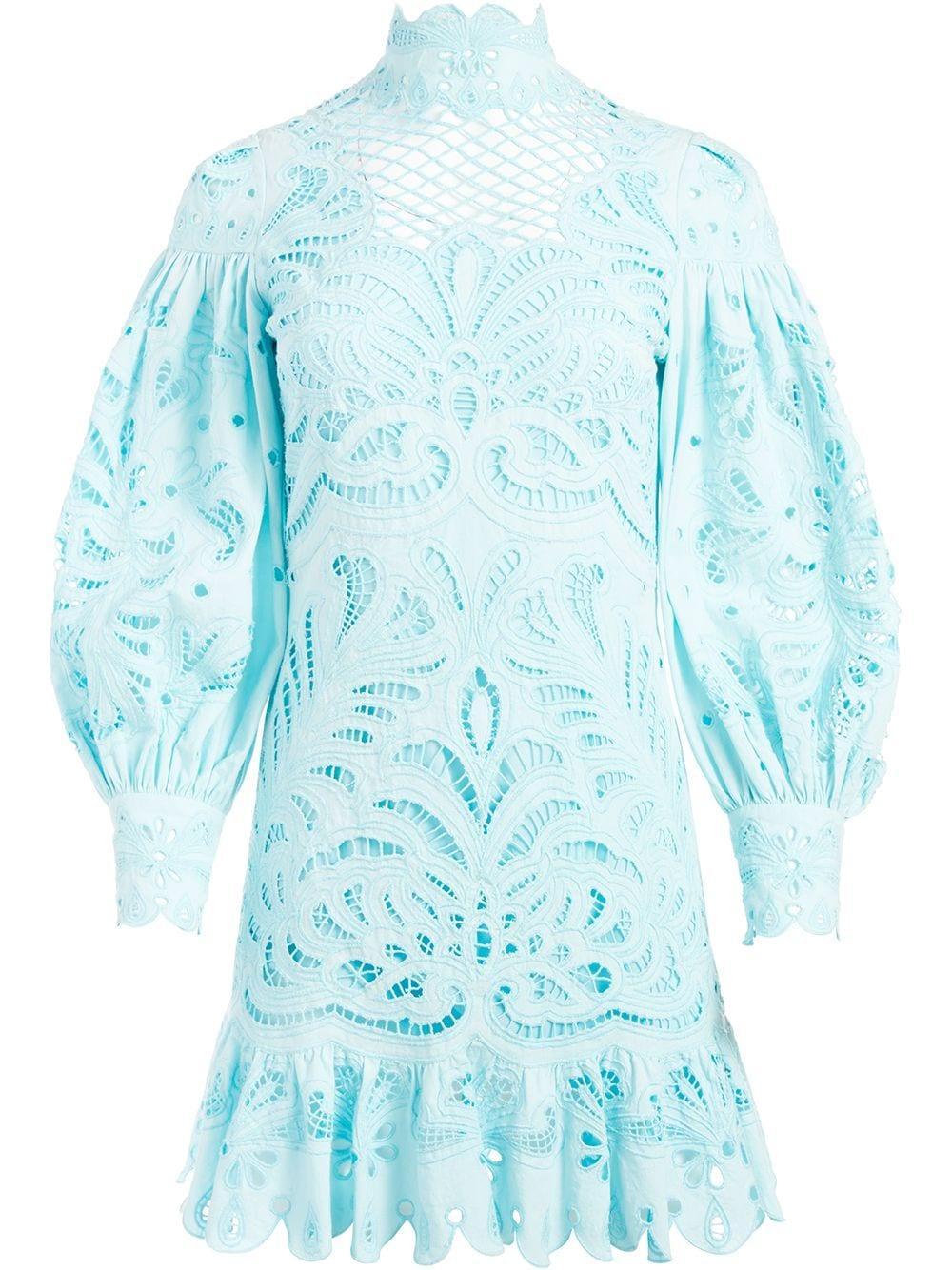 Yazmin Lace Dress