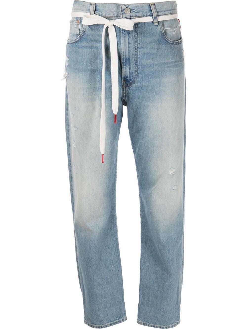 Harper Shoelace Belt Jean Item # DSW2400-200A