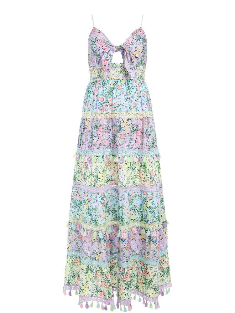 Karolina Maxi Dress