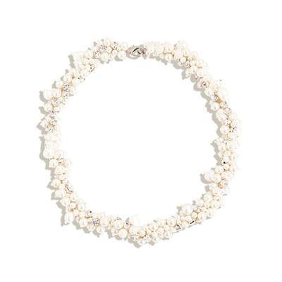 Isadora Pearl Collar Necklace