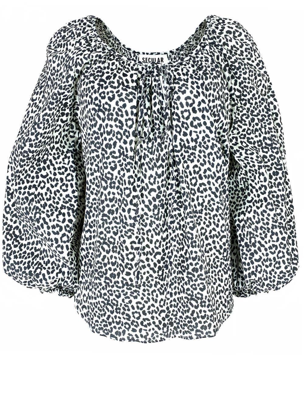 Celeste Printed Shirt Item # 326