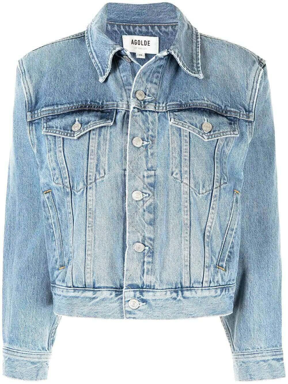 Blanca Jean Jacket Item # A5013B-1206