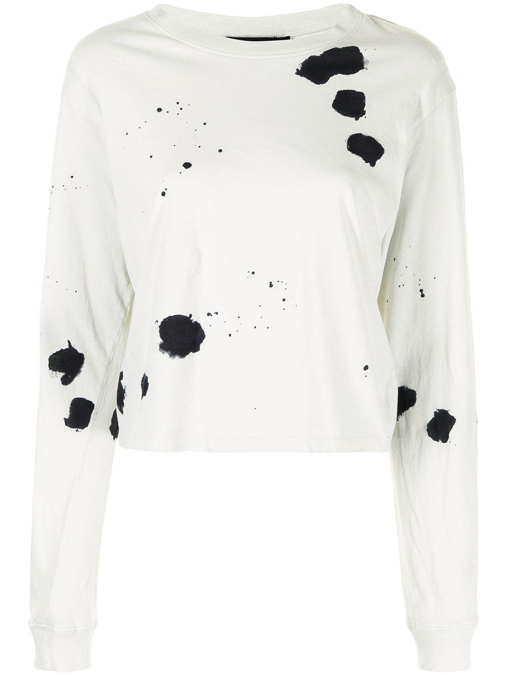Splatter Dye T-Shirt