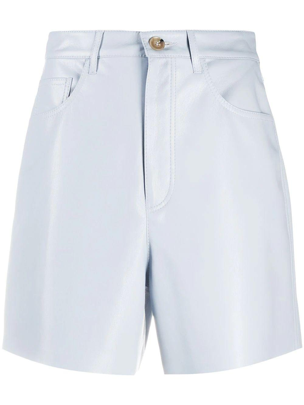 Leana Leather Shorts Item # NW21SSST00352