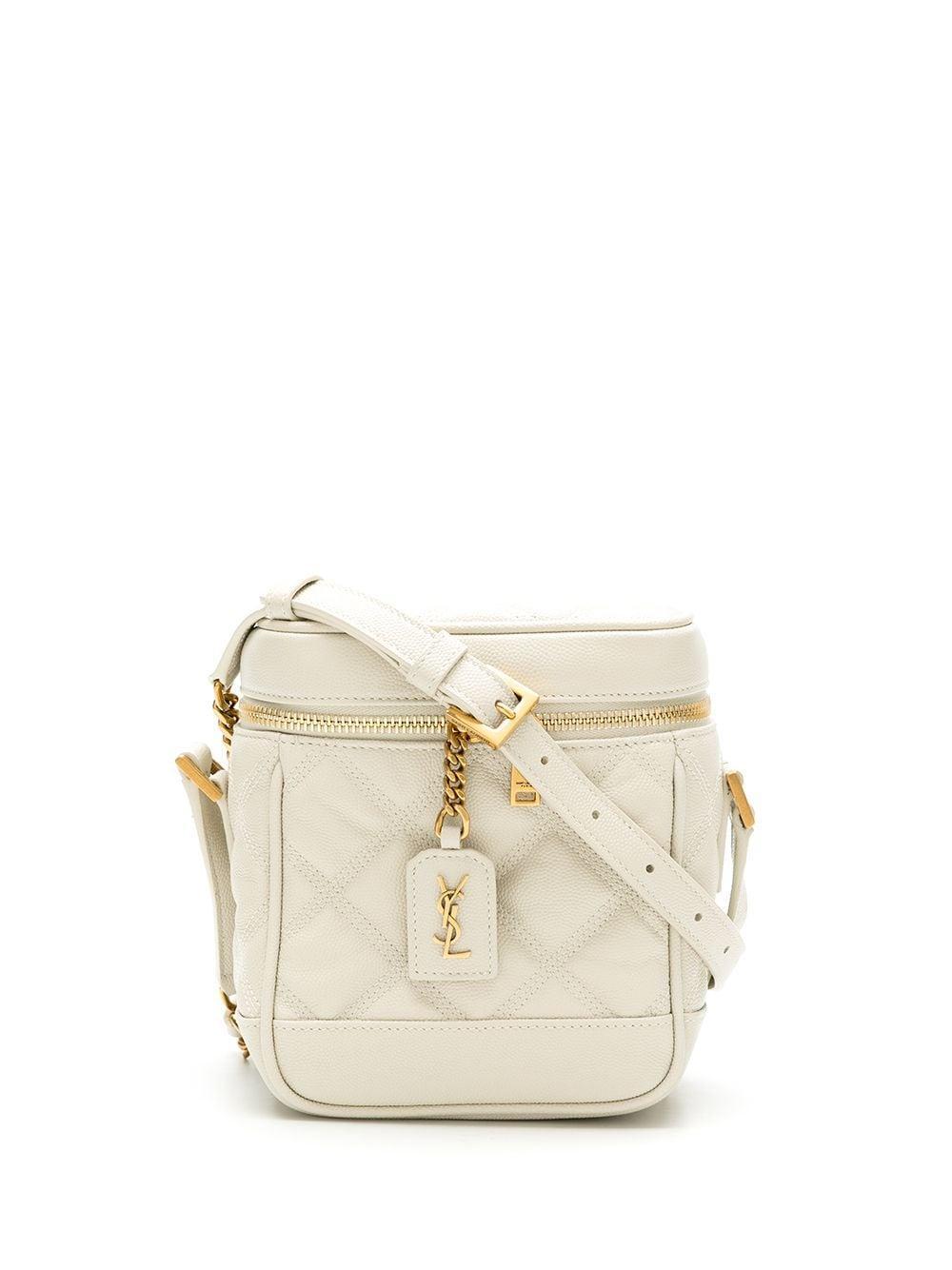 Quilted Vanity Bag