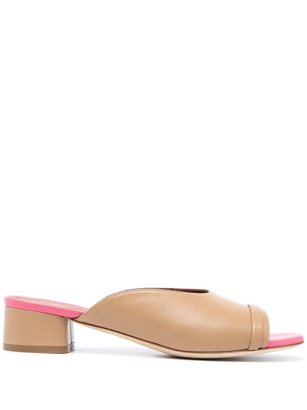 Sena Two-Tone Mules