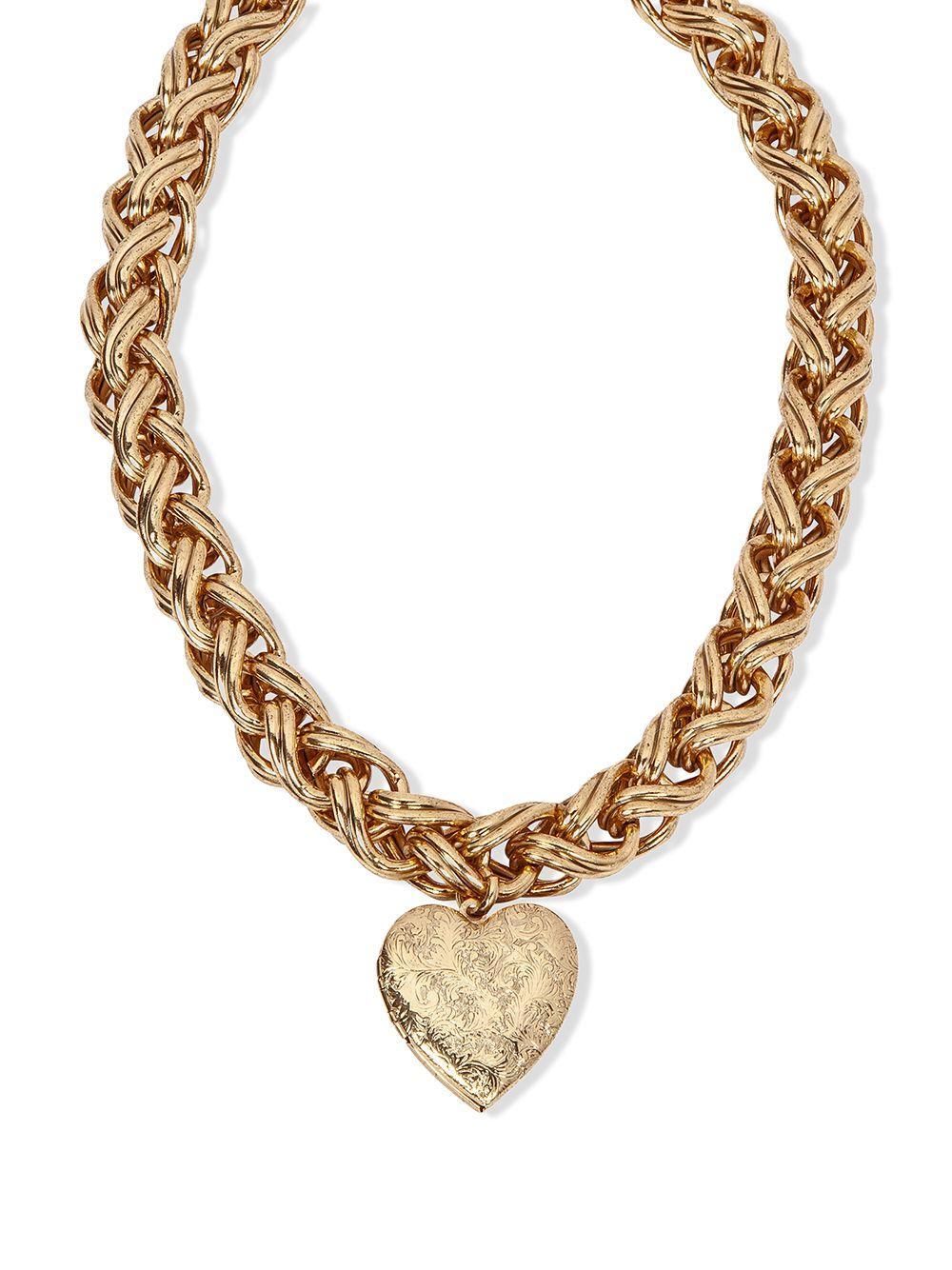Coeur Necklace Item # 111PC5