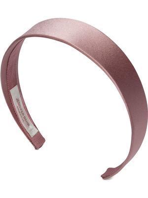 Lydia Simple Satin Headband