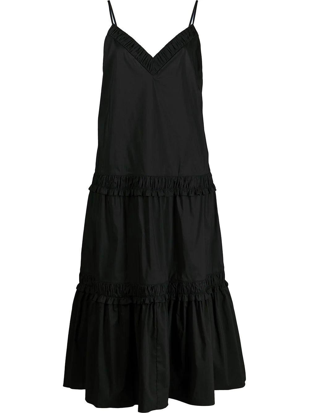 Odile Midi Dress Item # TS12521COP