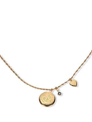 Mila Charm Necklace
