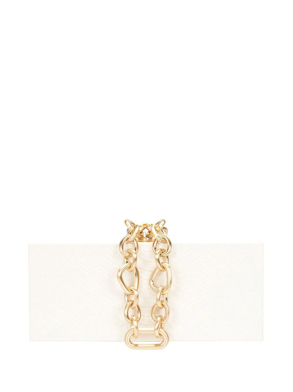 Calla Chain Wristlet