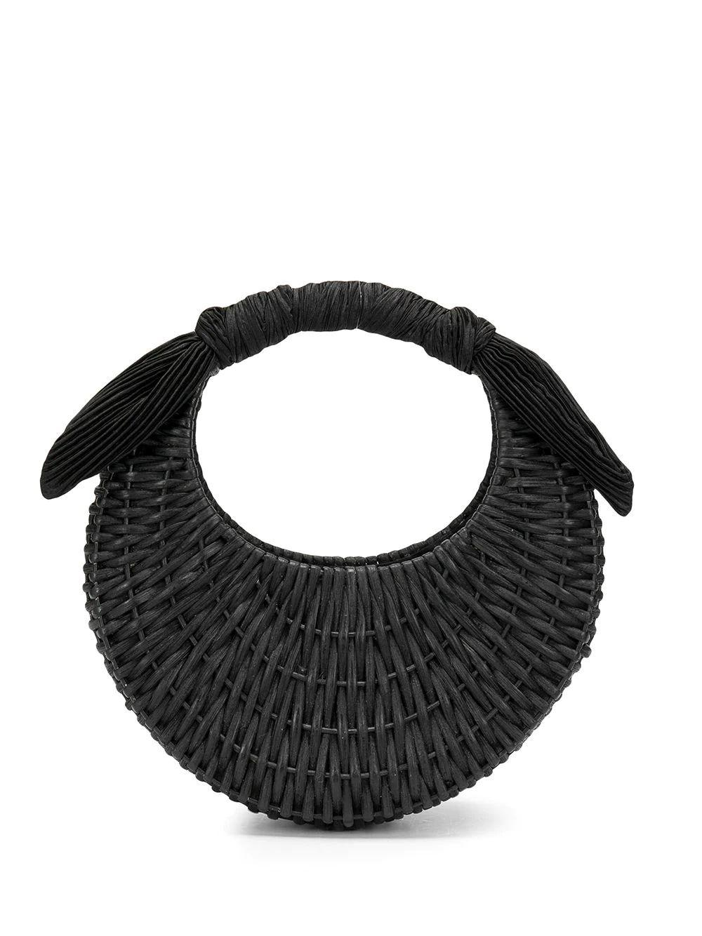 Taja Mini Basket Tote Item # TH1915RT
