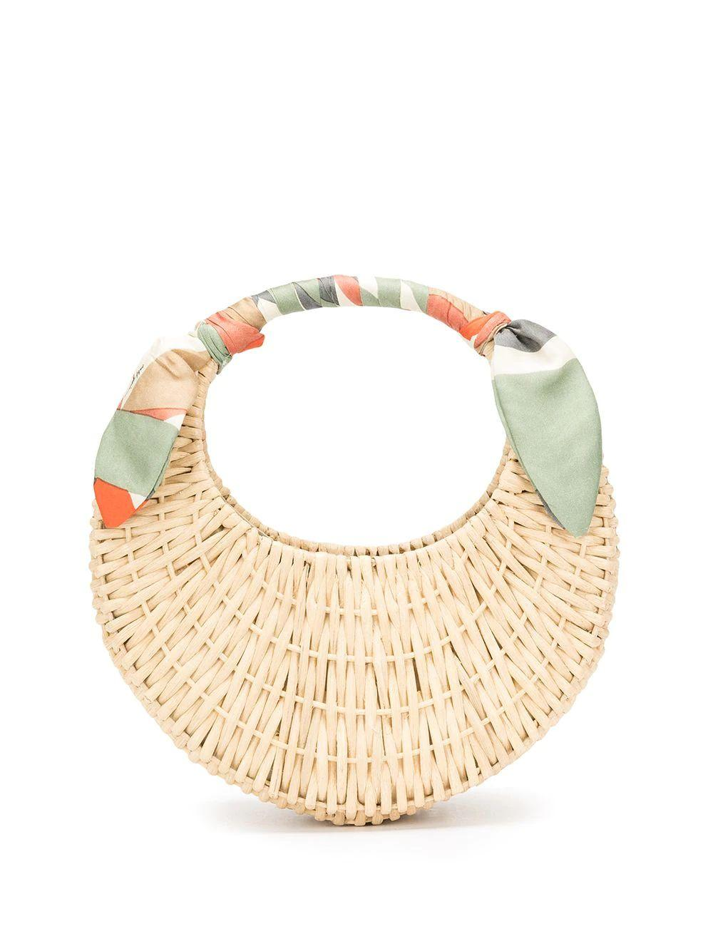 Taja Mini Basket Tote