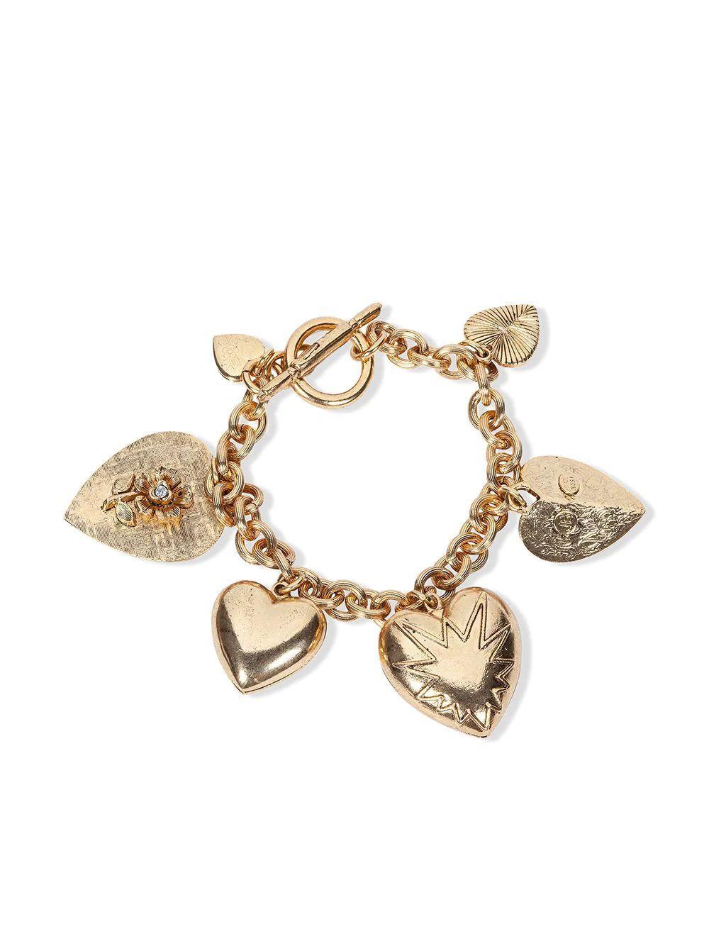 Avila Heart Bracelet Item # 111QC5