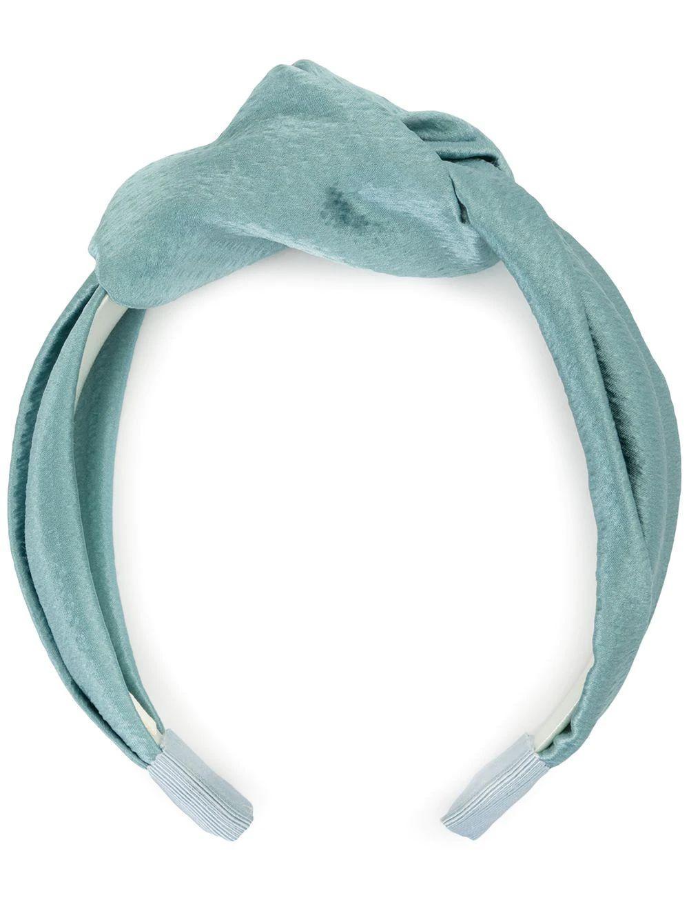 Samaya Hammered Silk Headband
