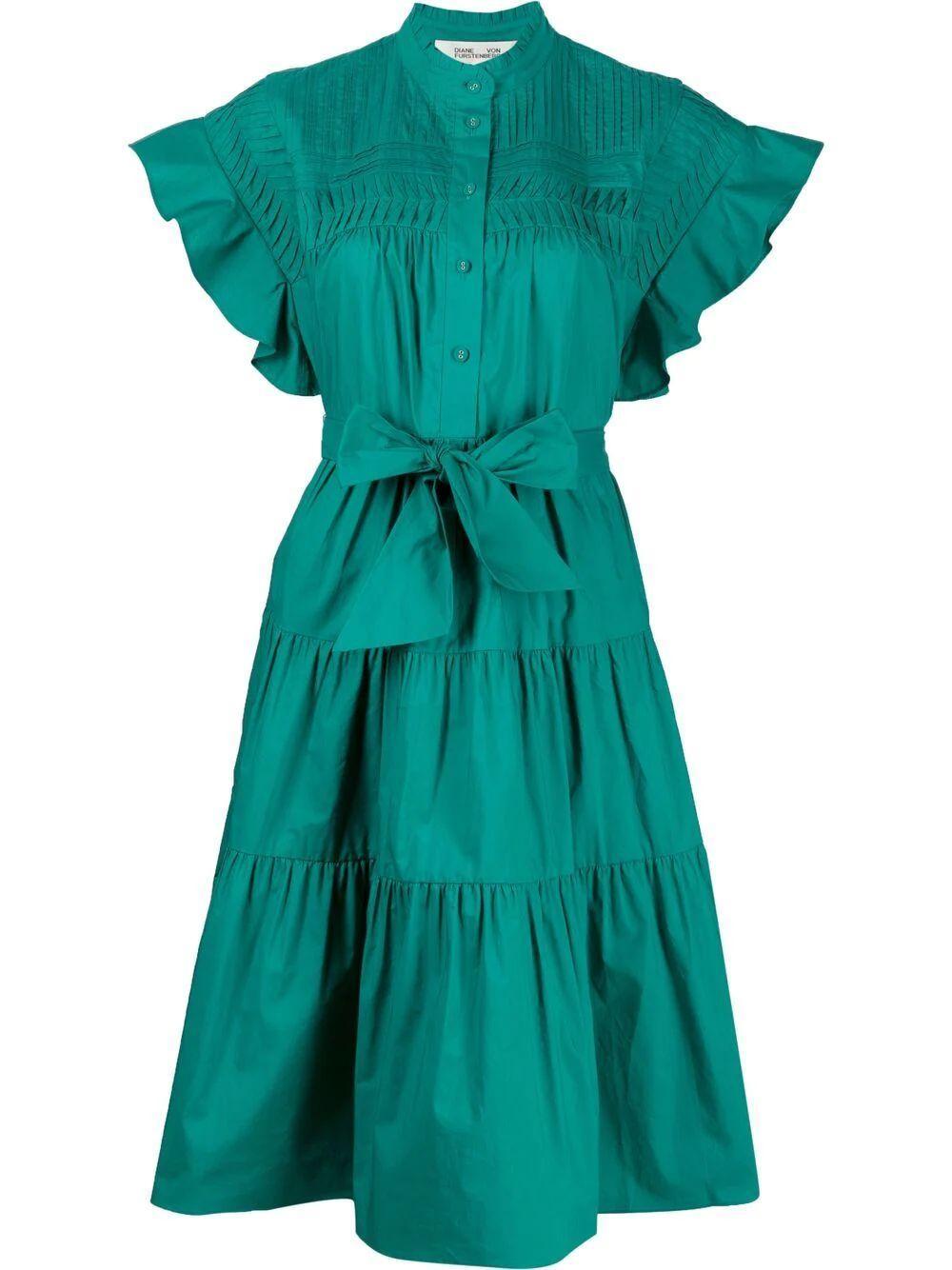 Ebba Dress Item # DVFDS1P008