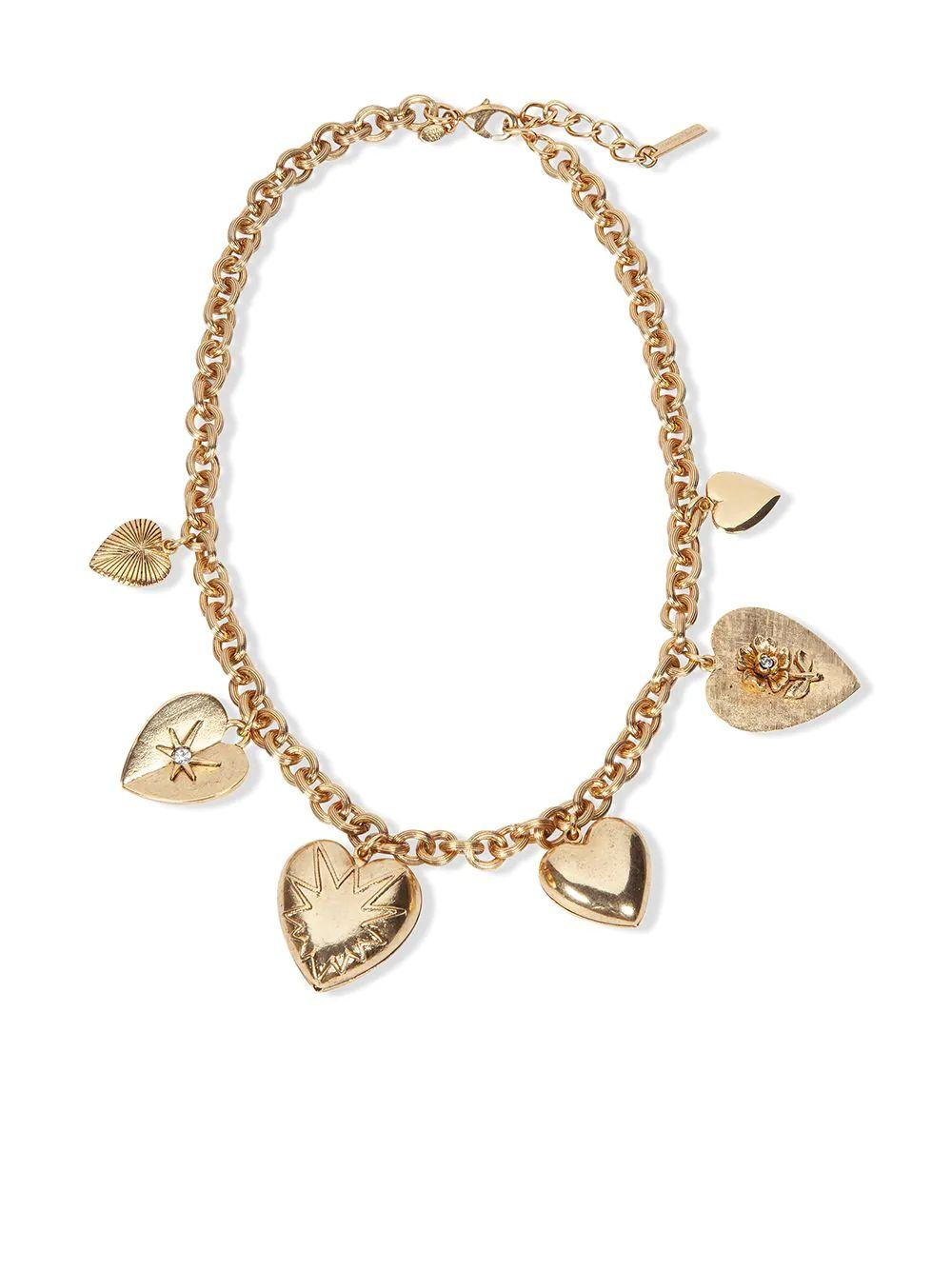Avila Heart Necklace