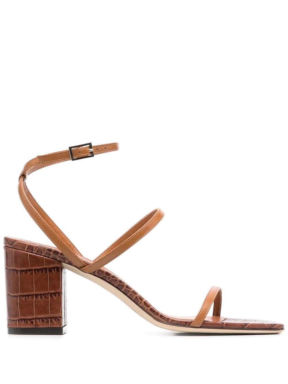 Maria Block Heel Sandal