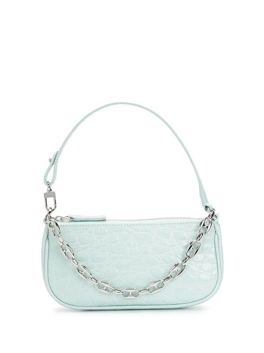Mini Rachel Shoulder Bag With Chain Item # 21SSMIRAICECCESMA