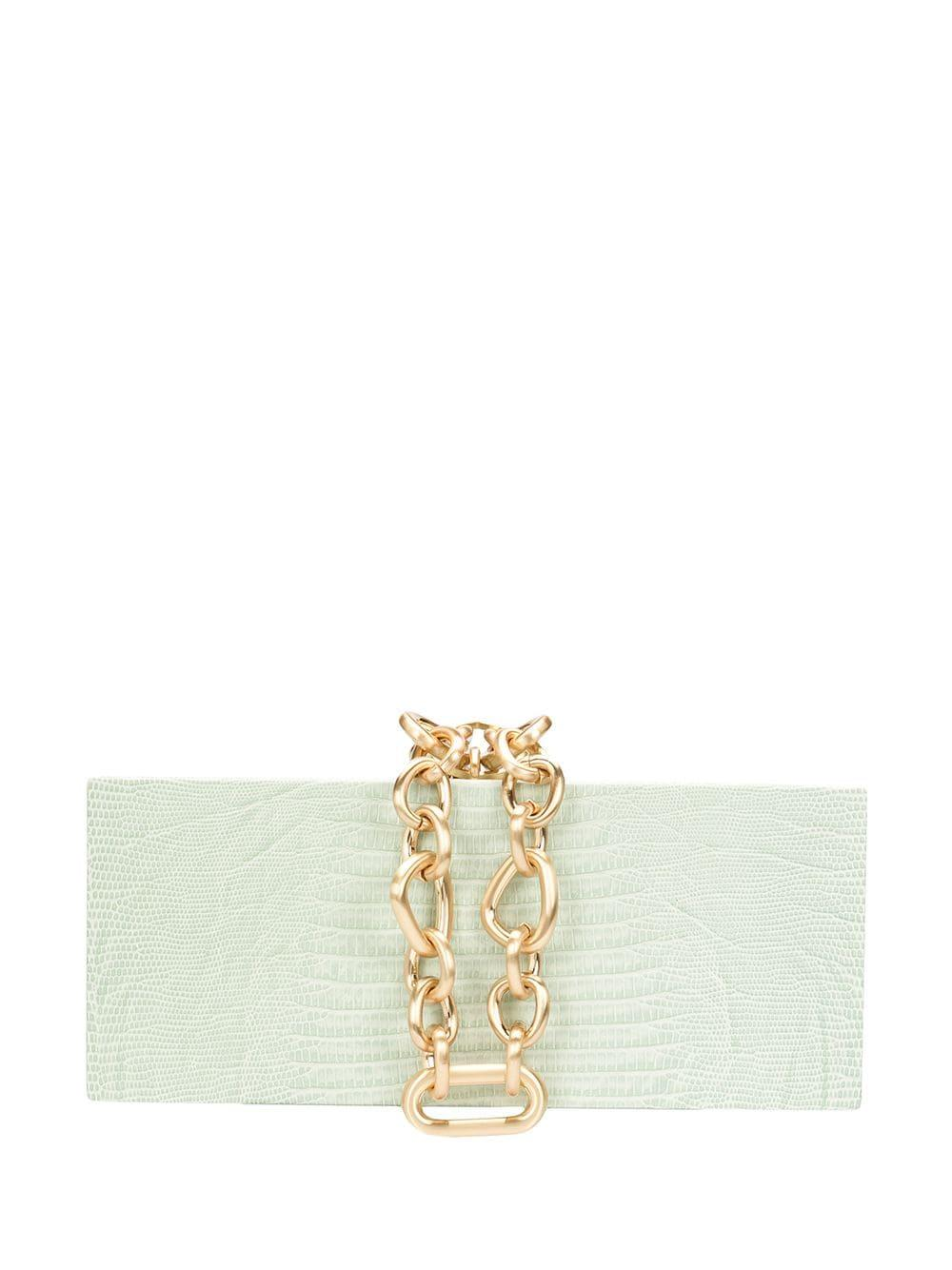 Calla Chain Wristlet Item # WR1575LZ