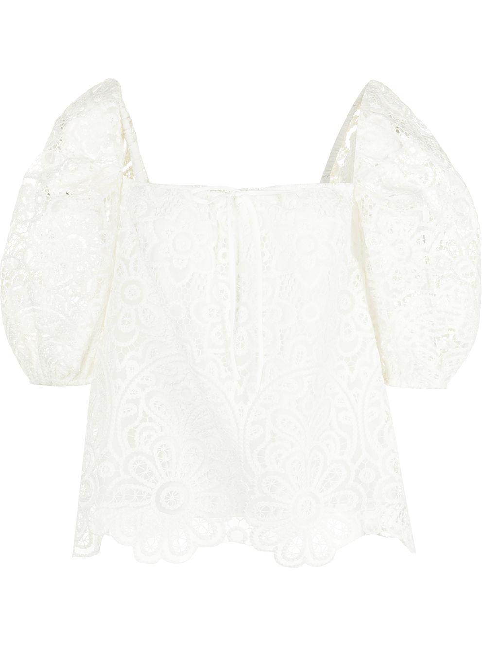 Ruby Crochet Top Item # 221-2118-G