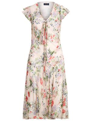 Arina Floral Dress