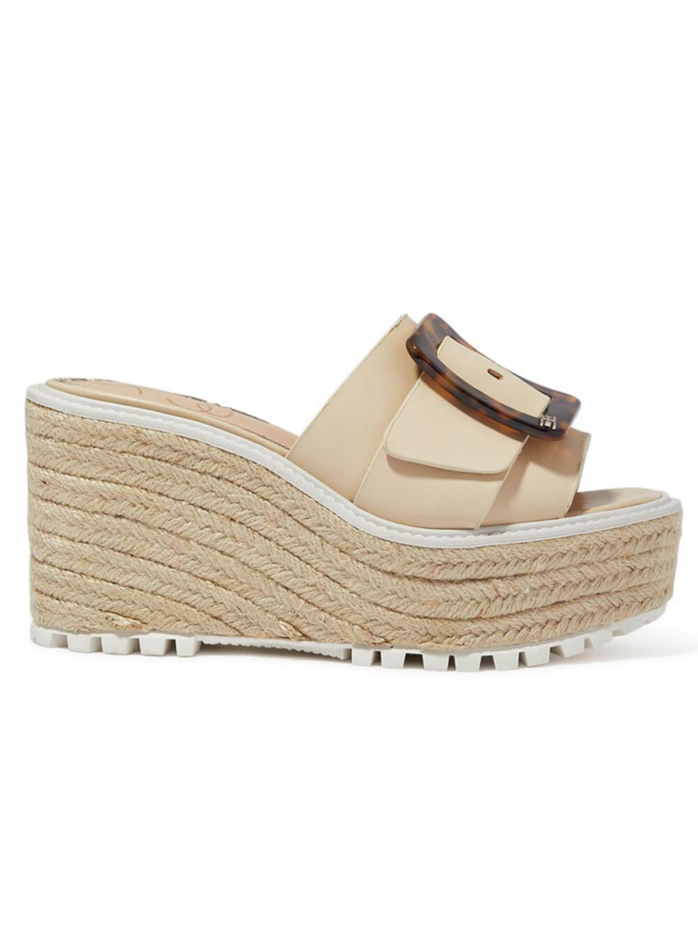 Livi Platform Wedge