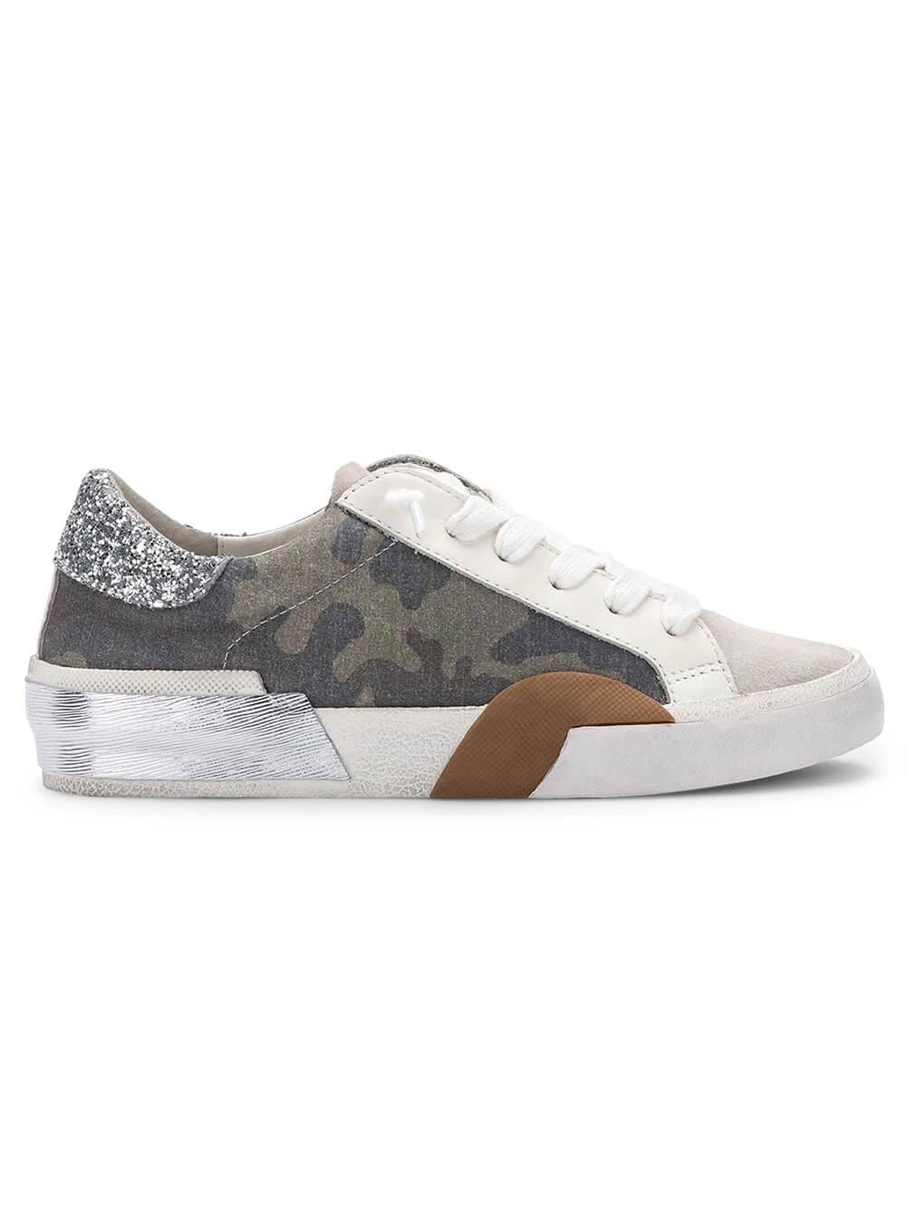Zina Camo Sneaker Item # ZINA-CAMO