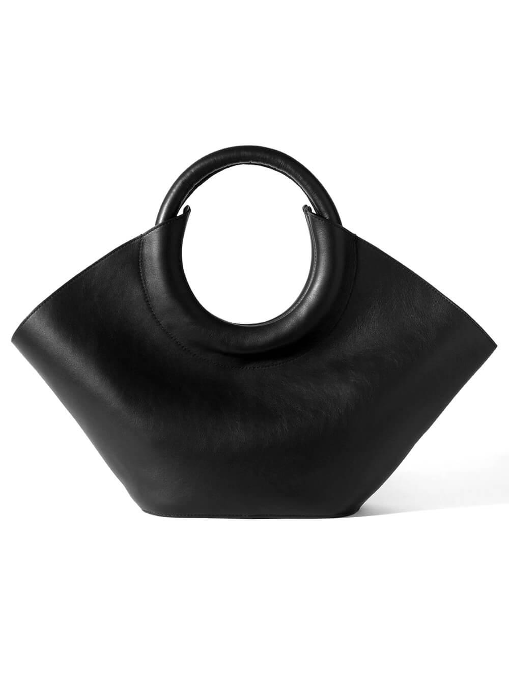 Cabassa Leather Tote