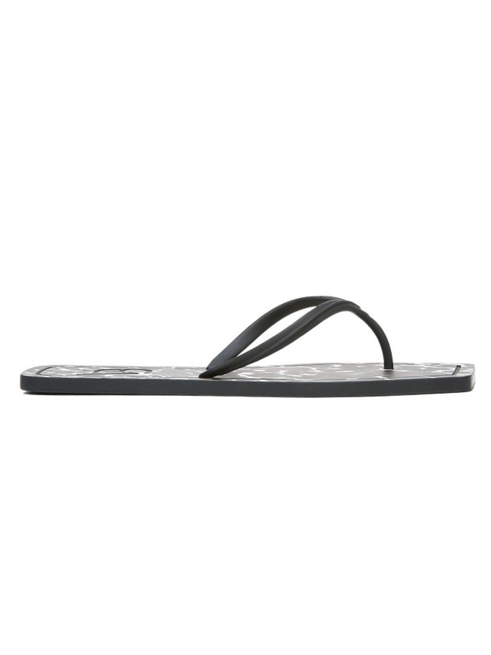 Analee Square Toe Flip Flop