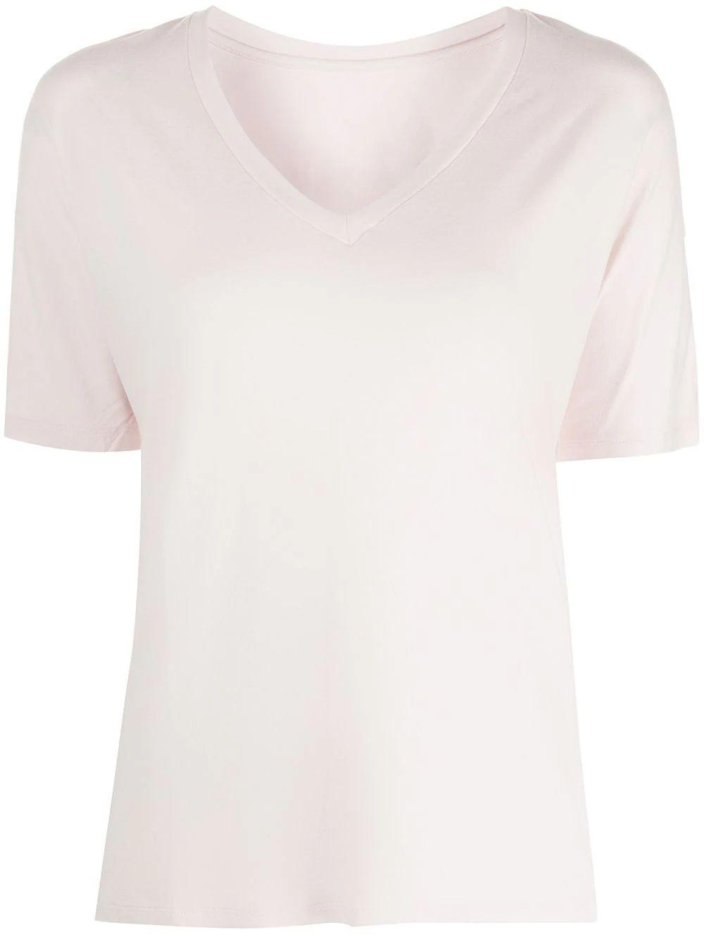 Soft Touch Semi Relaxed V- Neck Item # M001FTS572