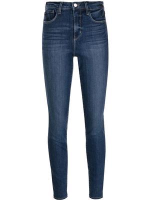 Marguerite High Rise Skinny Jean