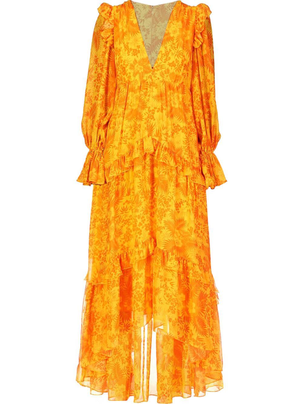 Allegra Maxi Dress Item # 5814612