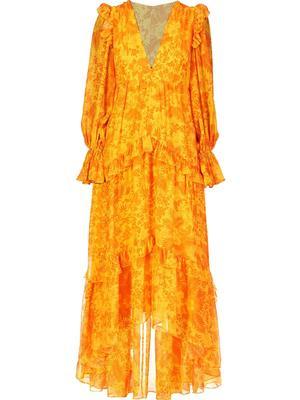 Allegra Maxi Dress