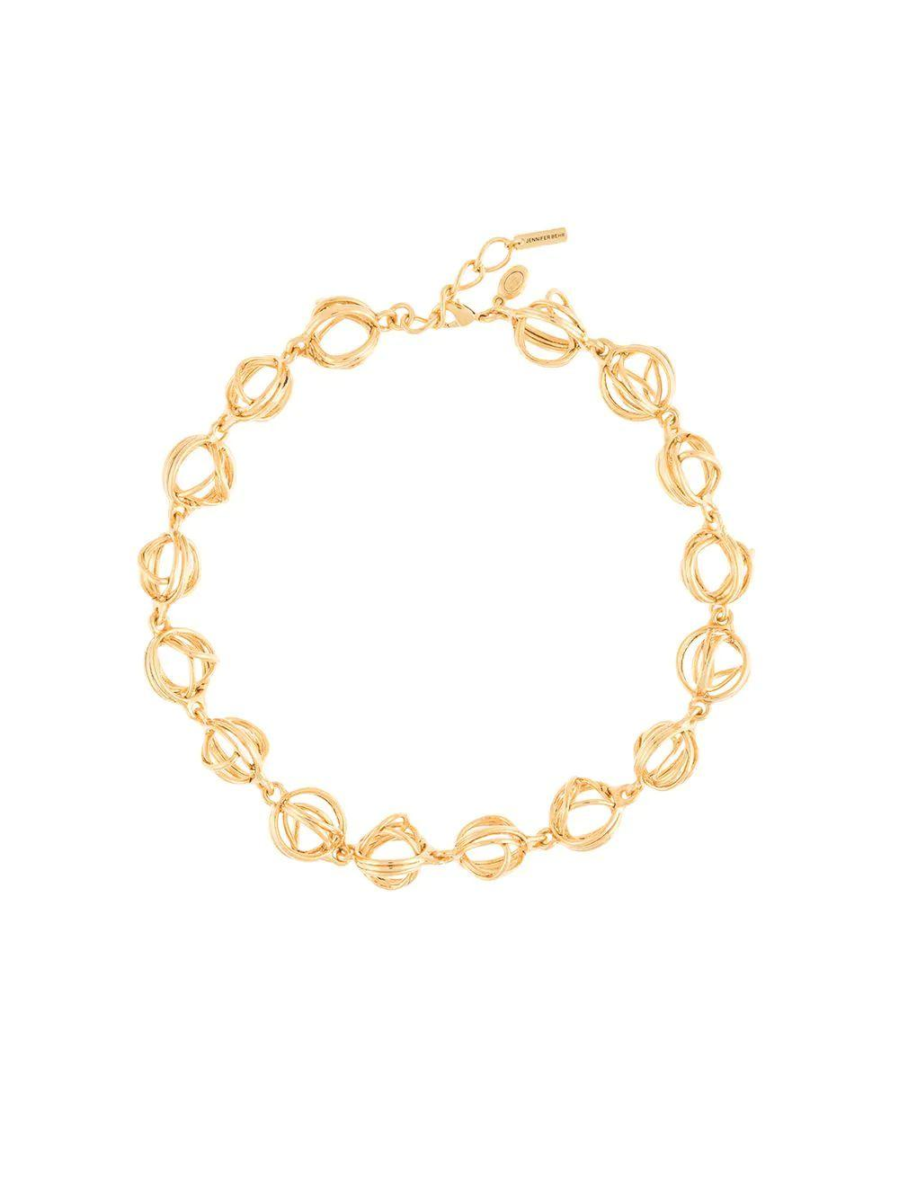 Kellis Chunky Chain Necklace Item # 111PA4