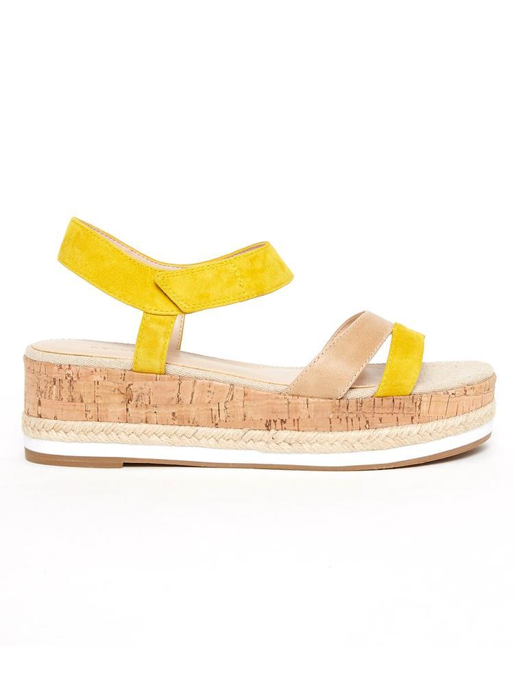 Poppy Platform Sandal