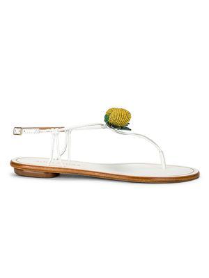 Limoncello Flat Sandal